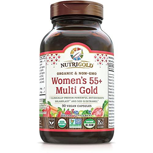 NutriGold Women's Multivitamin 55 Plus, 90 CT