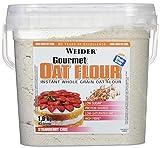 JOE WEIDER VICTORY OAT GOURMET FLOUR BAG 1 kg (Tarta de fresa)