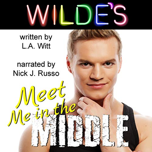 Meet Me in the Middle audiobook cover art