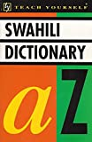 Swahili Dictionary, Swahili-English/English-Swahili (Tyl) - D. V. Perrott