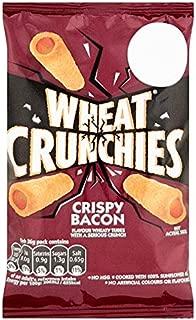 Wheat Crunchies Crispy Bacon 36g x 30 bags (Bulk Buy)