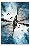 ARYAGO Tenet Poster mit Spionage-Film, John David