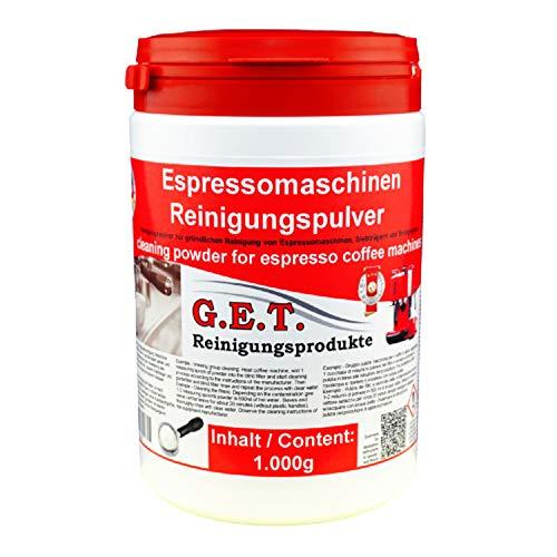 Reinigungspulver für Espressomaschinen (1000)