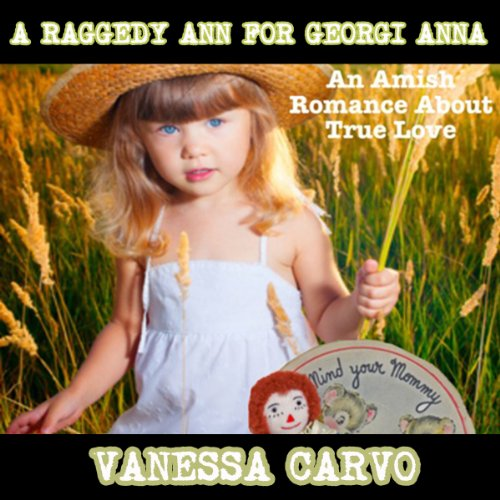 A Raggedy Ann For Georgi Anna audiobook cover art