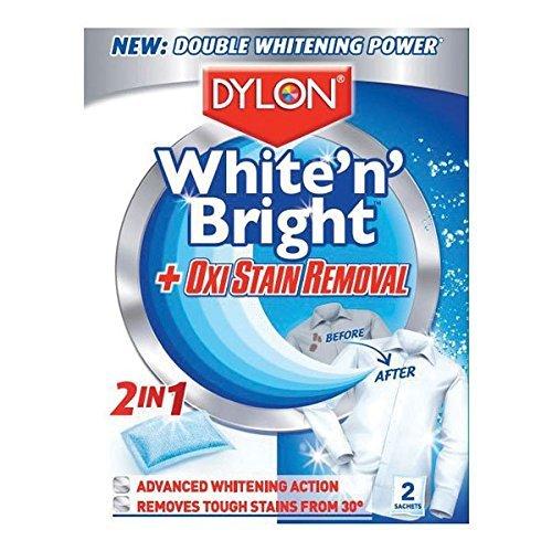 Dylon White Bright Oxi 2 Sachet - 2044322