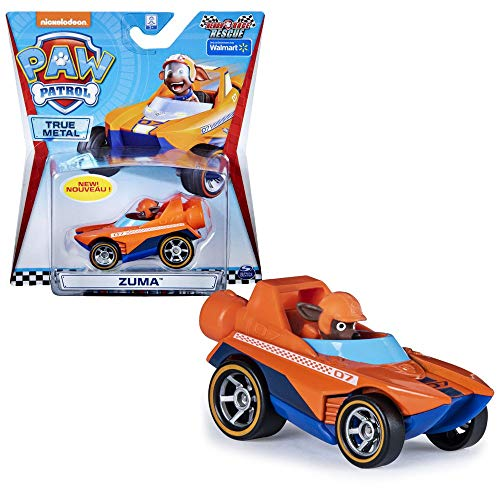 Spin Master Paw Patrol Ready Race Rescue echtes Metall, Zuma