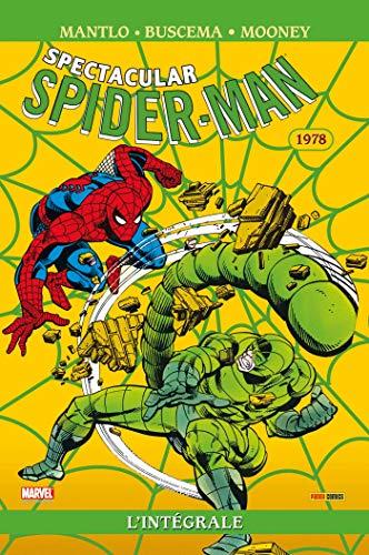 Spectacular Spider-Man: L'intégrale 1978 II (T18): 1978