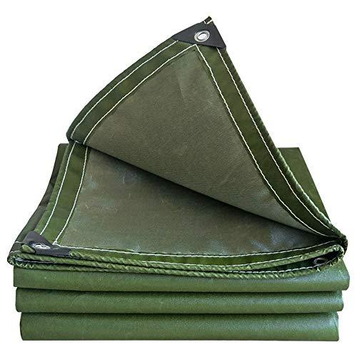 Yxsd waterdicht canapa-doek, canapa-stof, waterbestendig, 550 g/m2-0,7 mm 4x6m