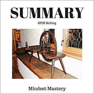 Summar: Spin Selling cover art