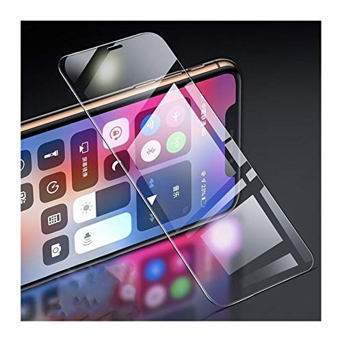 GBHD Película templada Cubierta Completa de Cristal for iPhone 7 8 6 6s Protector de Pantalla (Color : For iPhone 5 5S SE, Size : 3 Pieces)