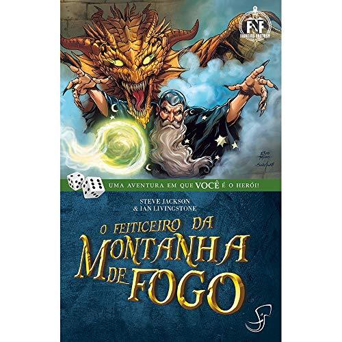 O Feiticeiro da Montanha de Fogo - Volume 1