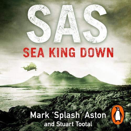 SAS: Sea King Down cover art