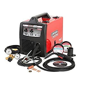 Lincoln Electric PRO-MIG 180 Welder 230-Volt MIG Flux-Cored Wire Feed Model K2481-1 from Lincoln Electric