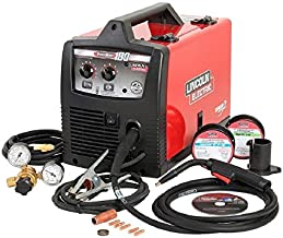 Lincoln Electric PRO-MIG 180 Welder 230-Volt MIG Flux-Cored Wire Feed Model K2481-1