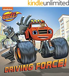 Driving Force (Blaze and the Monster Machines)