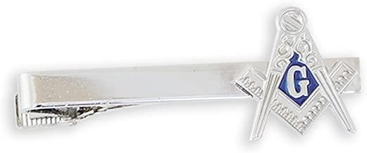 Forge Masonic Compass Enamel - Cufflink, Lapel Pin or Tie Bar