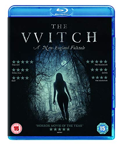 The Witch [Blu-ray] [2016] UK-Import