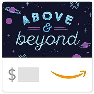 Amazon eGift Card - Above and Beyond (B01MQSSHFD)   Amazon price tracker / tracking, Amazon price history charts, Amazon price watches, Amazon price drop alerts
