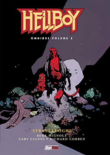 Hellboy Omnibus Vol.2: Strani luoghi