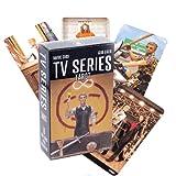 New Tarot TV Series Tarot Tarjetas Tarot, Tarjetas De Oracle, Tarjetas De Adivinación, Adecuado para Principiantes, Todos, Reuniones Familiares, Juegos De Mesa, Partes De Entretenimiento