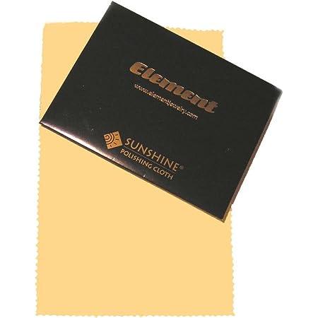 """Element Jewelry Sunshine Polishing Cloth- 5"""" x 8"""" Double-Sided"""