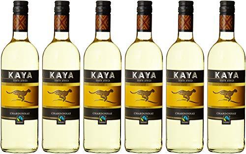 Kaya Fairtrade Chardonnay Trocken (6 x 0.75 l)