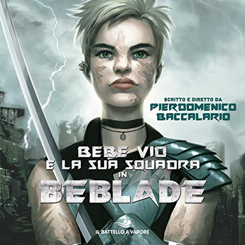 BeBlade  By  cover art