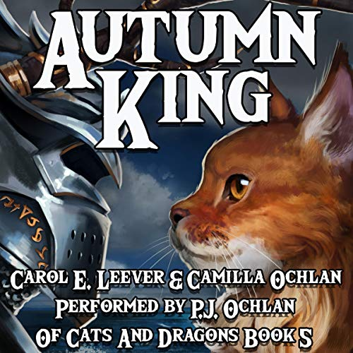 Autumn King audiobook cover art