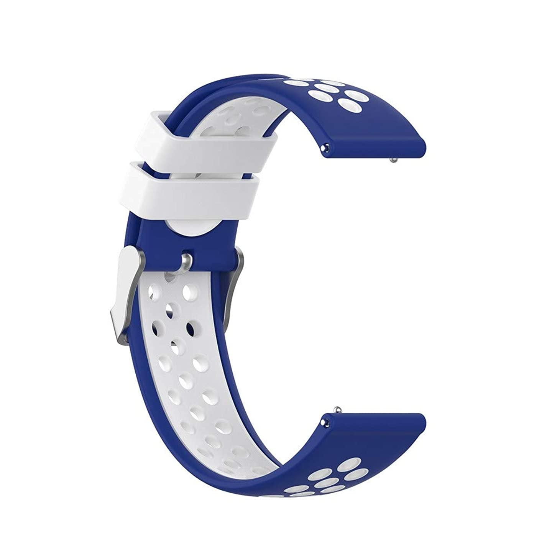 速報調停するラビリンス4Fires スマートウォッチブレスレットアクセサリー ファッション性格ストラップ fitbit Versa 2と互換性のある新しいシリコン交換用時計バンドリストストラップ