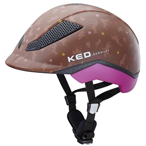 KED Reithelm Pina Org. Cycle&Ride S Pferdefreunde 50-53 cm - 16561298M