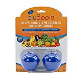 Bluapple Produce Freshness Saver Balls - Extend The Life of Fruits and Vegetables In The R...
