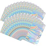 100 Pieces Mylar Holographic Resealable...