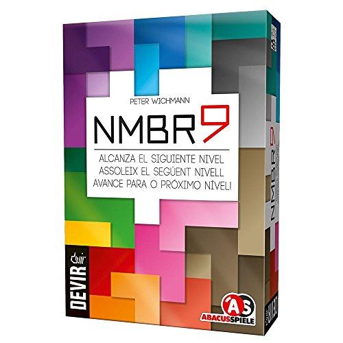 Nmbr9 Juego De Mesa