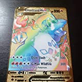 Charizard Vmax 74/73 Champion's Path Gold MetalCustom Card Hyper Rare