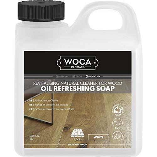 WOCA Öl Refresher 1 L, 1 Stück, weiß,511310A