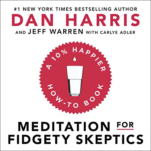 Meditation for Fidgety Skeptics cover art