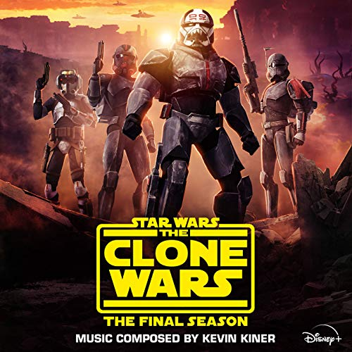 Star Wars: The Clone Wars - The Final Season (Episodes 1-4) (Original Soundtrack)