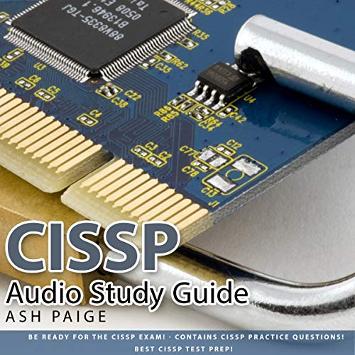 CISSP Audio Study Guide  By  cover art
