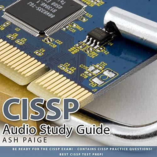 CISSP Audio Study Guide audiobook cover art