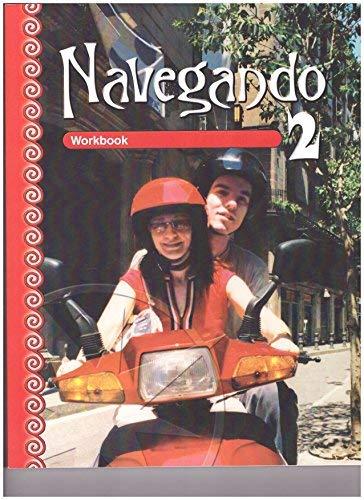 Navegando, Level 2: Workbook (Spanish Edition)