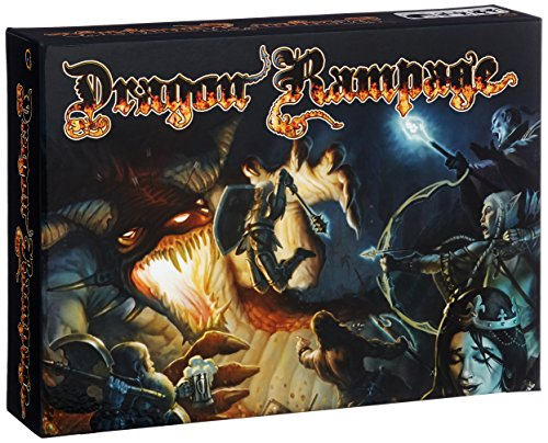 Eaglegames 1300 - Dragon Rampage