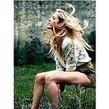 NOVELOVE Wandkunst Bild Ellie Goulding Music Star Poster