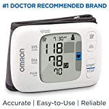 Best Blood Pressure Monitors Large Cuffs - Omron Healthcare Gold Wireless Wrist Blood Pressure Monitor Review
