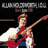 Songtexte von Allan Holdsworth - I.O.U Live