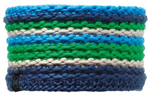 Buff Polar Foulard Multifonction Knitted et Bandeau Chauffe-Cou Taille Unique Vert - Kamiv