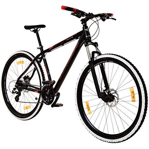 "Zündapp Mountainbike 29 Zoll MTB Hardtail Fahrrad Primal oder Flyte 24 Gang 29\"" (Flyte)"