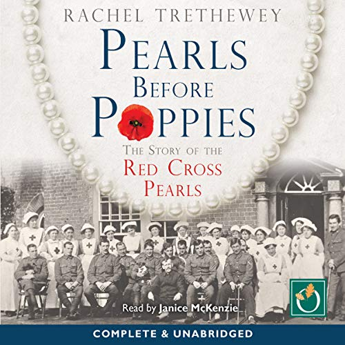 Pearls Before Poppies audiobook cover art
