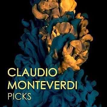 Claudio Monteverdi Picks