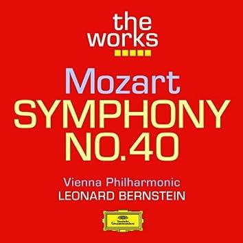 Mozart: Symphony No. 40 in G minor K.550