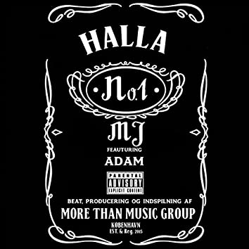 Halla (feat. Adam)